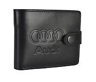 Портмоне з карманом для монет Audi SaLeather 4022-040, фото 1