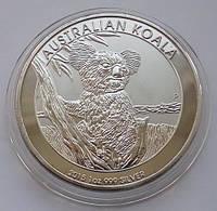 Австралия Коала 1 доллар 2015 г.