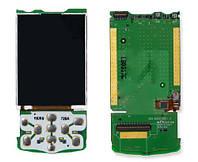 Дисплей (LCD)   Samsung E250D on board