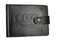 Зажим для купюр з карманом для монет Audi 4021-040