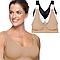 Бюстгальтер Ах Бра Ahh bra - aire bra ( В комплекте 3 штуки ), фото 2