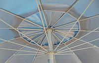 Зонт 3м 12спиц с клапаном