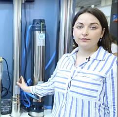 Скважинный насос Aquatica (DONGYIN) 0.37 кВт H 130(65) м Q 20(13.3) л/мин 75 мм