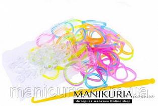 Резинка для плетения браслетов ассорти
