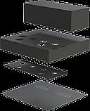 Корпус для лампового підсилювача звуку, MB-6p41 (Ш364 Г334 В176(66)) чорний, RAL9005(Black textured), фото 9