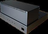 Корпус для лампового підсилювача звуку, MB-6p41 (Ш364 Г334 В176(66)) чорний, RAL9005(Black textured), фото 2