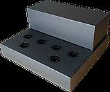 Корпус для лампового підсилювача звуку, MB-6p41 (Ш364 Г334 В176(66)) чорний, RAL9005(Black textured), фото 10