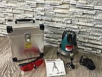 ✔️ Лазерный уровень, нивелир AL-FA ALNL01 ( Точный  - 5 линий / 6 точек )