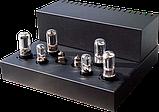 Корпус для лампового підсилювача звуку, MB-6p3c(S) (Ш400 Г344 В176(66)) чорний, RAL9005(Black textured), фото 3