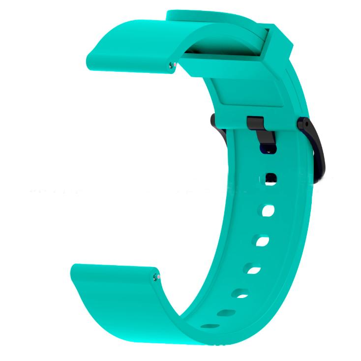 Силиконовый ремешок для смарт-часов Xiaomi AMAZFIT Bip Mint (Мятный)
