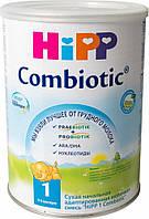 Смесь молочная сухая Combiotic 1(0-6м+) 350г Hipp Германия 2447