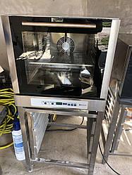 Конвекционная печь с пароувлажнением  HENDI 225035 на 4 противня Б\У