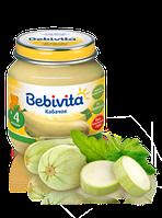 Бебивита (bebivita) кабачок (от 4 месяцев), 100г