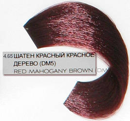 Краска без аммиака L'Oreal Professionnel Dia Light 4,65 Шатен красный красное дерево  50 ml