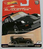Коллекционная машинка Hot Wheels RWB Porsche 930