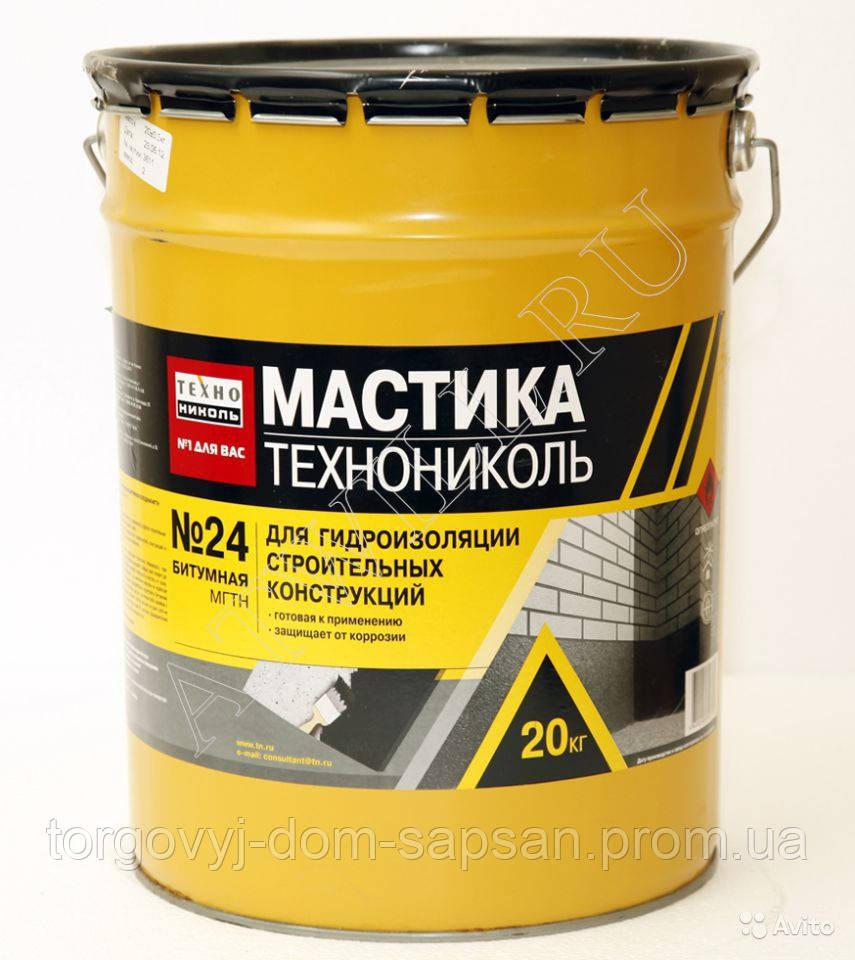 Мастика технониколь 20 применение полиуретановый клей для пенополистирола титан