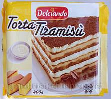 Торт тірамісу Dolciando torta tiramisu, 400g