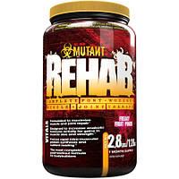 Mutant Rehab, 1.27 кг: Послетренировочный комплекс