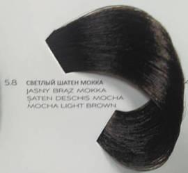 Краска без аммиака L'Oreal Professionnel Dia Light 5.8 светлый шатен мокко 50 ml