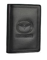 Обкладинка для документів водія з файлами Mazda 5062-038