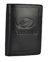 Обкладинка документів водія SaLeather Hyundai 5062-048, фото 1