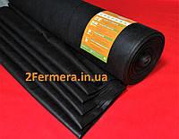 Агроволокно черное 60гр 1,6*50м.