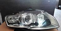 Фара левая, правая на Audi A4 2004года тел. +38-099-54-54-777, фото 1