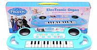 Детское пианино - синтезатор Frozen