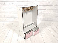 Одежный шкаф для кукол Барби, Монстер Хай