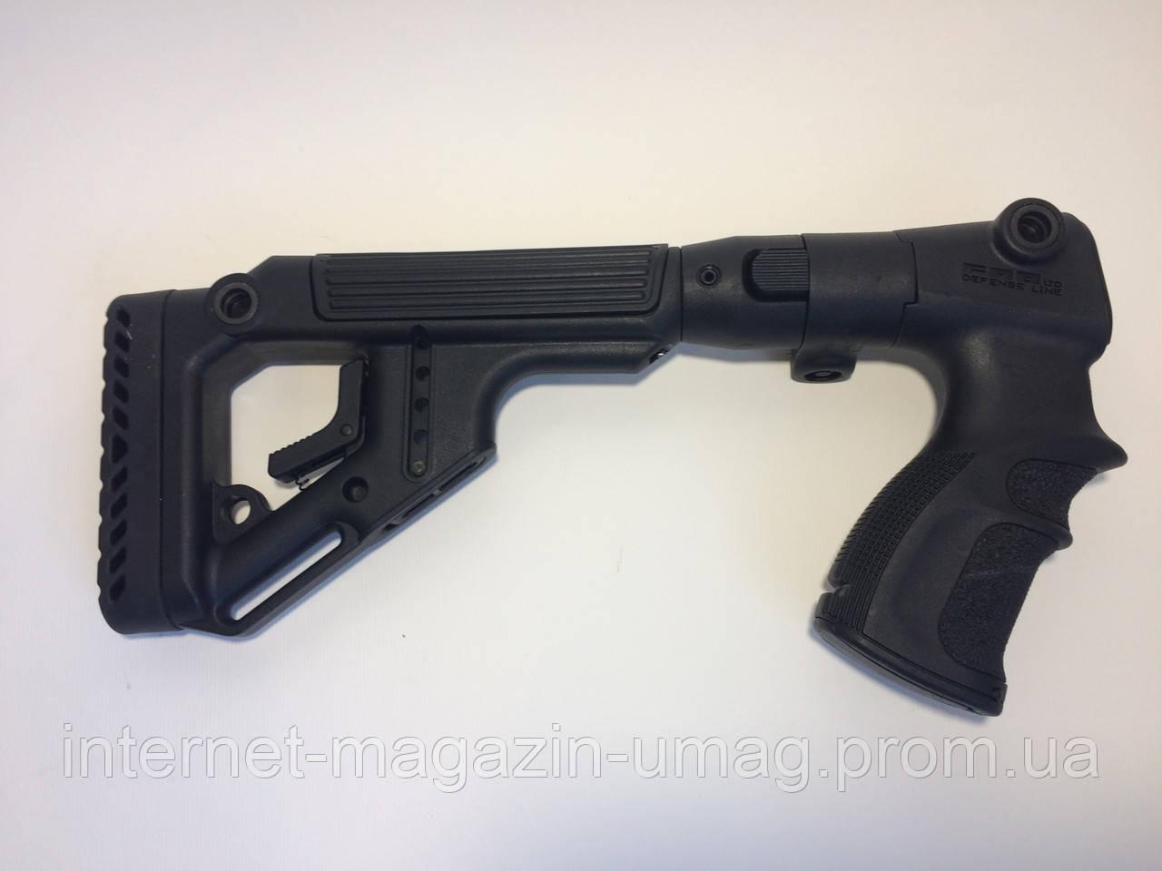 Приклад FAB Defense для Rem870 с регулируемой щекой