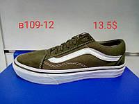 Подростковые кеды оптом от Vans  (36-41)
