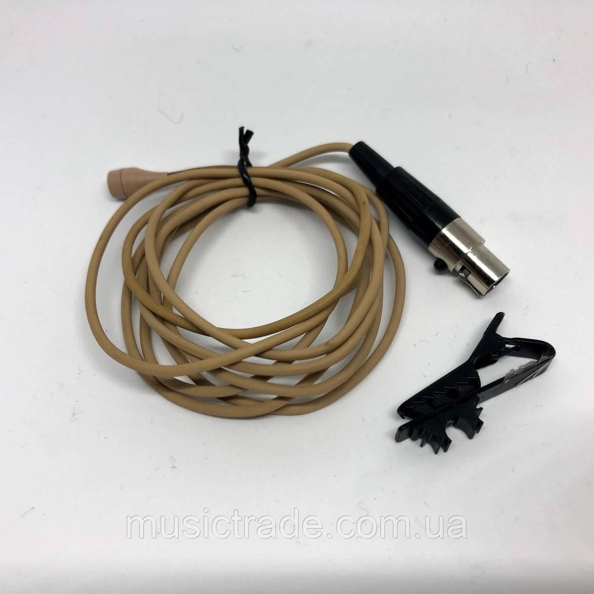 Петличный конденсаторный микрофон AKG C417L