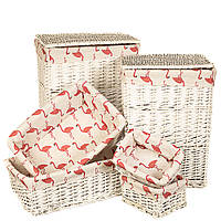 Набор корзин для хранения (6 шт.), фото 1