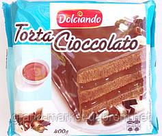 Торт Dolciando Torta cioccolato, 400g