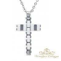 Кулон крестик «Фантастический II»
