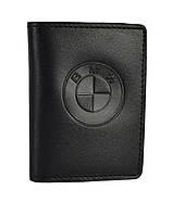 Обкладинка для ID карток, посвідчення водія, тех паспорта BMW SaLeather 5164-017, фото 1