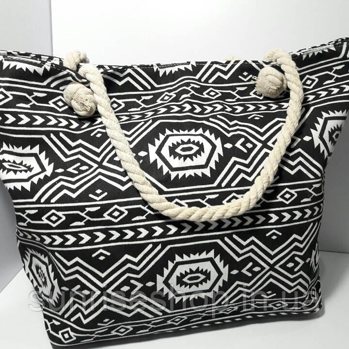 Пляжная сумка текстильная большая опт и розница