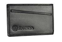 Обкладинка документів водія SaLeather Skoda 5014-030, фото 1