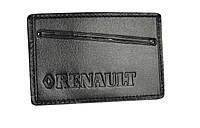 Обкладинка для посвідчення водія/тех паспорта Renault SaLeather 5014-022, фото 1