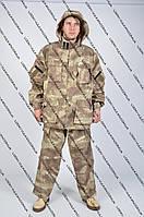 Костюм Атака - Коричневый (экипировка для солдат, лесников, охотников)