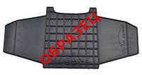 Коврики в салон Seat Altea, Altea XL 2006 - 2015, черные, полиуретановые (Avto-Gumm, 11439-11567) - перемычка