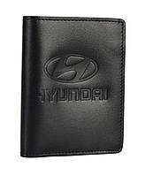 Обкладинка документів водія SaLeather Hyundai 5070-048, фото 1