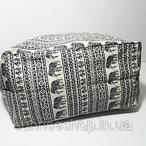 Пляжная сумка текстильная летняя большая  опт, фото 3
