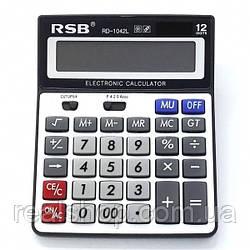 Калькулятор RSB RD-1042L (12-ти разрядный ) настольный