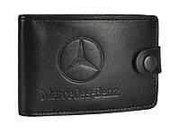 Візитниця-кардхолдер Mecedes-Benz SaLeather 4002-035, фото 1