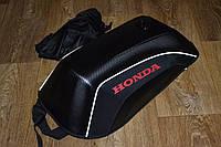 Моторюкзак Honda  (Увеличенный объём) 33х16х48 c дождевиком в комплекте