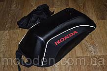Моторюкзак Honda (Збільшений обсяг) 33х16х48 c дощовиком в комплекті