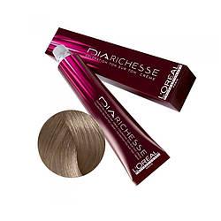 Краска для волос LOreal Professionnel  Dia Richesse 7.13 медовый натуральный 50 мл