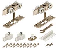 Ролики для раздвижных дверей Armadillo DIY Comfort 80/4 kit (877+882), фото 1