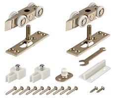 Ролики для раздвижных дверей Armadillo DIY Comfort 80/4 kit (877+882)